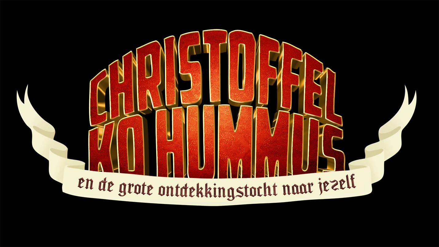Christoffel Ko Hummus en de grote ontdekkingstocht naar jezelf