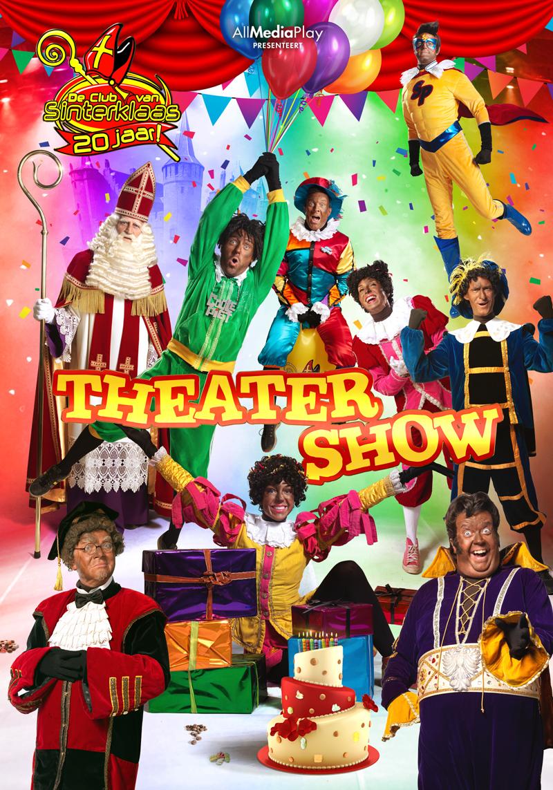 De Club van Sinterklaas Theatershow