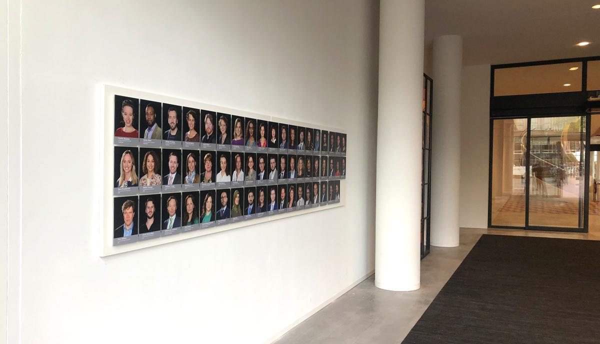 Portrettengalerij Gemeente Amsterdam 2018-2022