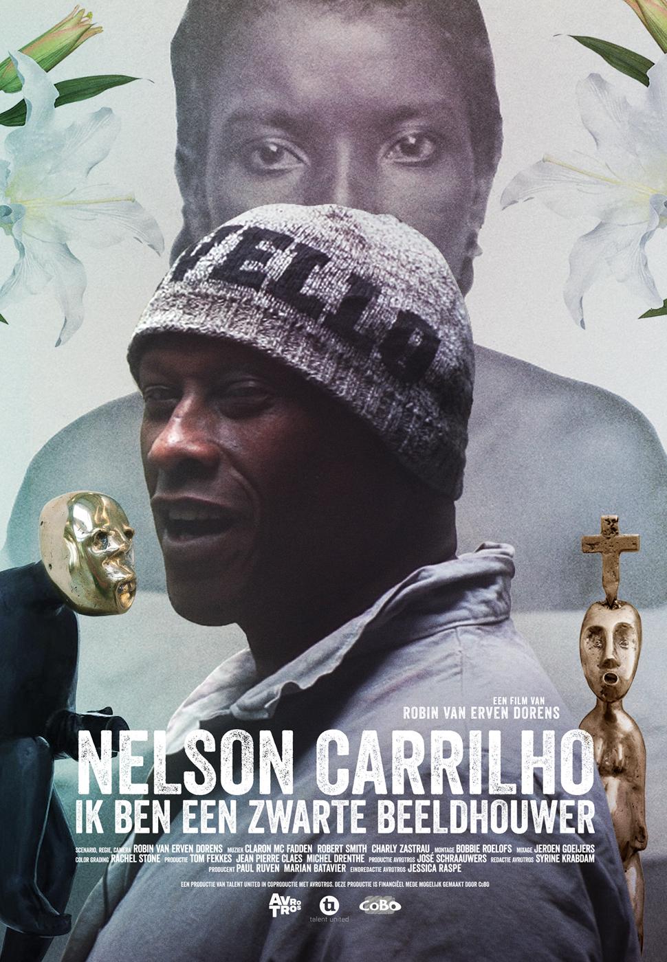 Nelson Carrilho – Ik ben een zwarte beeldhouwer