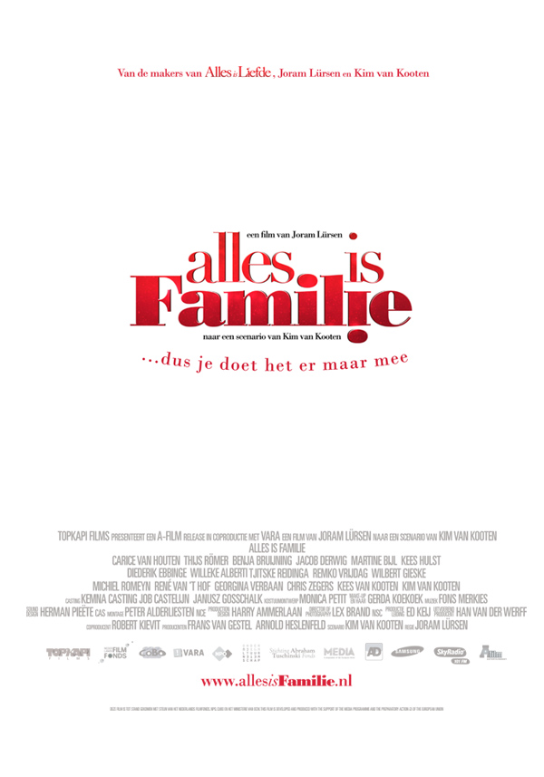 Alles is Familie