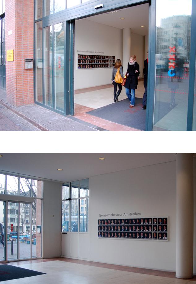 Portrettengalerij Gemeente Amsterdam